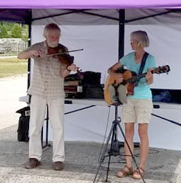 ManyTracks at Manistique Farmers Market
